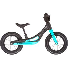 Serious Superhero PB Magnesium Bici senza pedali Bambino, nero/blu